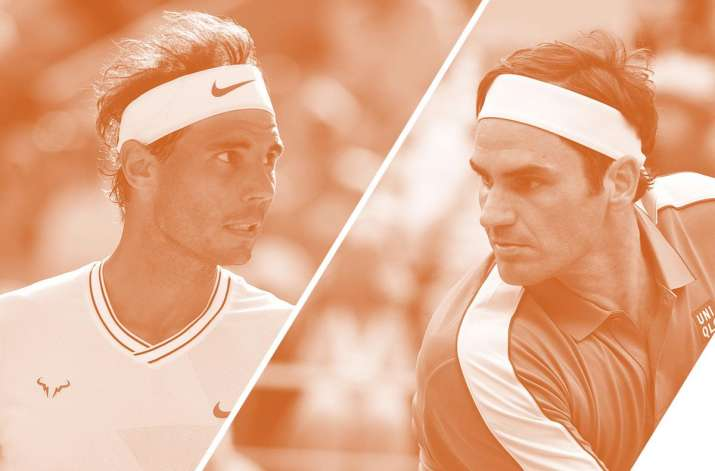 Roger Federer Vs Rafael Nadal French Open Semi Final At Roland Garros Watch Federer Vs Nadal On Hotstar Star Sports Select 1 Tennis News India Tv