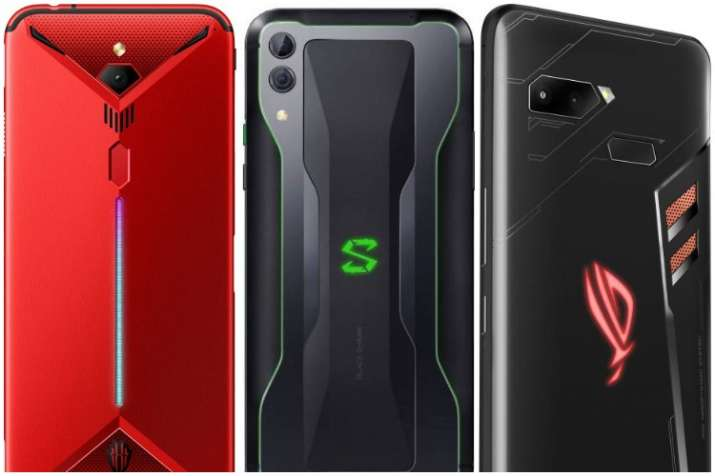 Nubia Red Magic 3 vs Black Shark 2 vs Asus ROG phone: Gaming smartphones in India