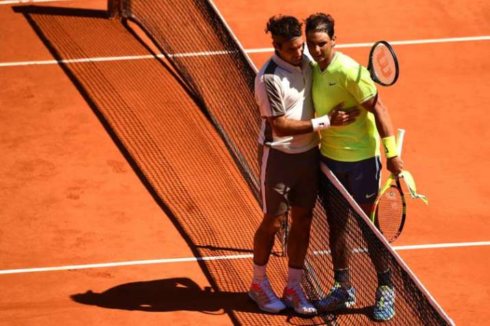 French Open 2019: Rafael Nadal cruises past Roger Federer to enter 12th Roland Garros final