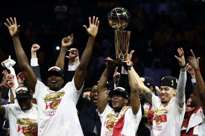 NBA Finals: Toronto Raptors earn maiden NBA title, top injured Golden State Warriors in Game 6