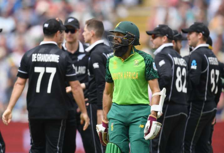 India Tv - Hashim Amla has struggled to get runs in this year's World Cup