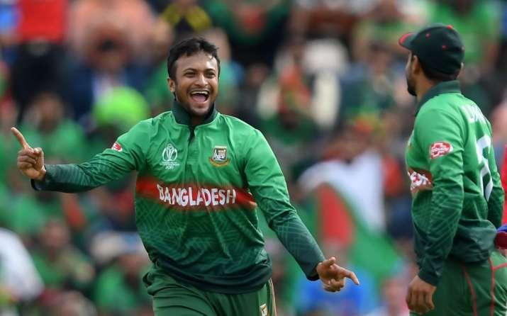 Shakib al Hasan emulates Yuvraj to achieve rare World Cup