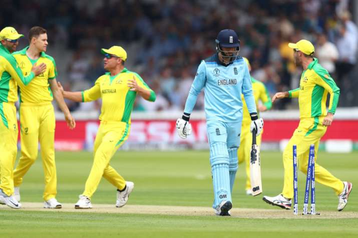 Live Cricket Score, England vs Australia, World Cup 2019:
