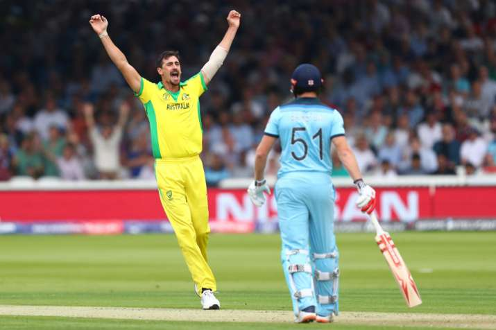 2019 World Cup: Mitchell Starc overtakes Jofra Archer to become leading wicket-taker