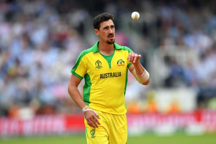 2019 world Cup Mitchell Starc says can't afford to breathe