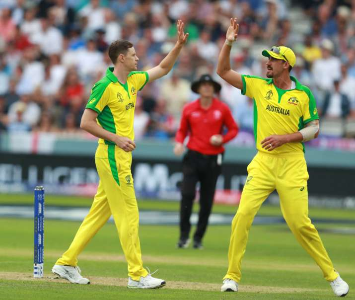 2019 World Cup: I don't see why Mitchell Starc and I can't