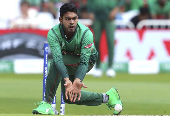 2019 World Cup: Bangladesh all-rounder Mehidy Hasan struck on the head at practice session