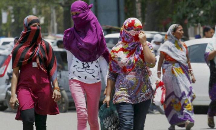 Heat wave conditions prevailed in most parts of Rajasthan