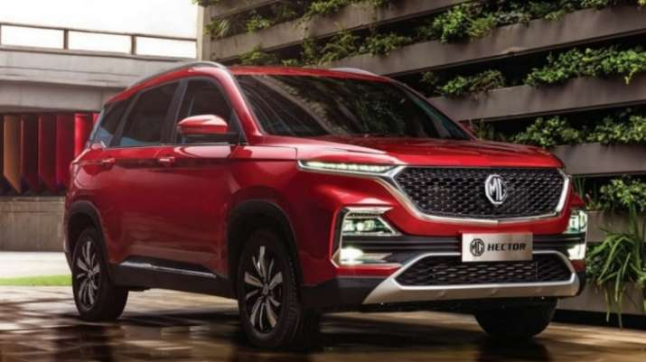 Mg Hector Suv Launched In India Check Price Specifications And Variants Cars News India Tv