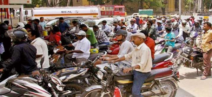 'No Helmet no fuel' rule was implemented from June 1 2019