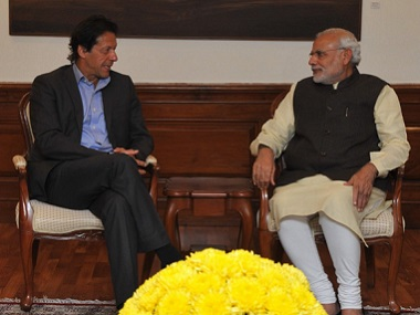 No PM Modi-Imran Khan meeting on the sidelines of SCO, says