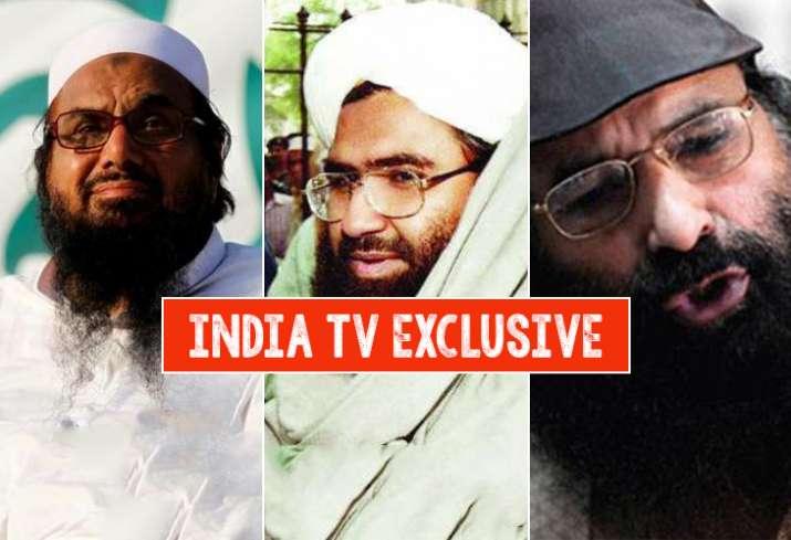 Terror group Hizbul, Lashkar and Jaish's chain of command