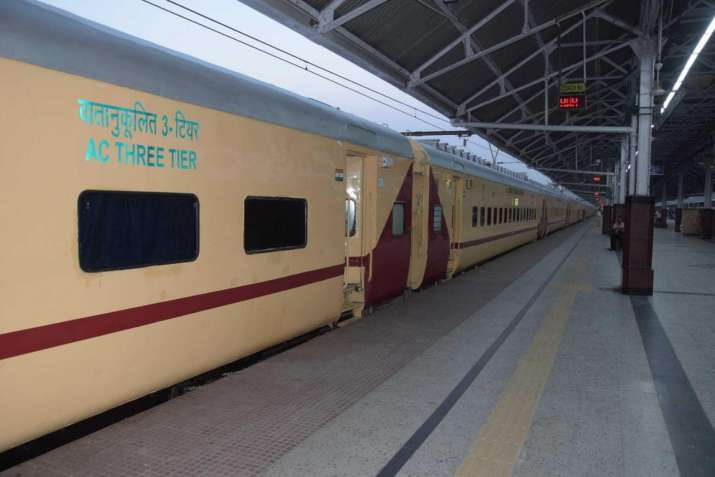 Indian Railways will offer massage on trains.