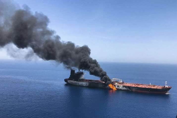 Gulf of Oman attacks trigger high security on shipping