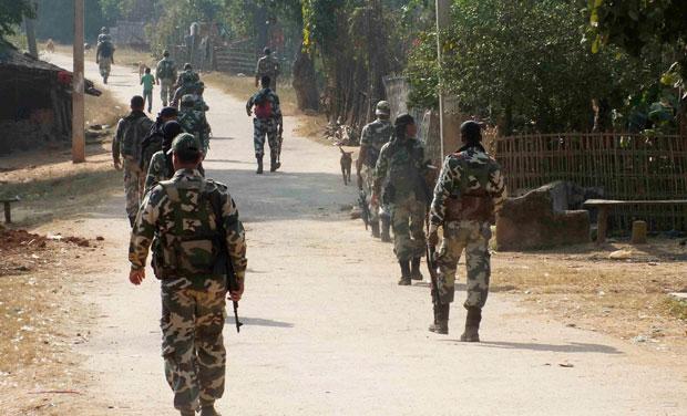 5 policemen killed in Maoist attack in Jharkhand's Seraikela