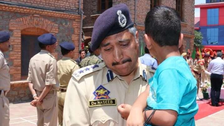 J&K Police Officer