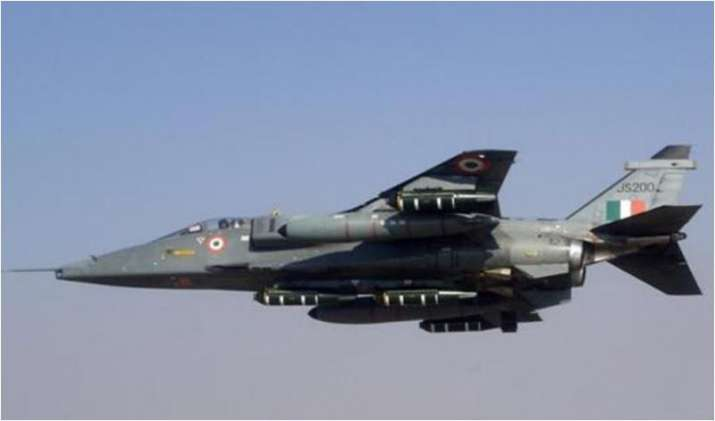 Jaguar fighter jet ( Representative image)