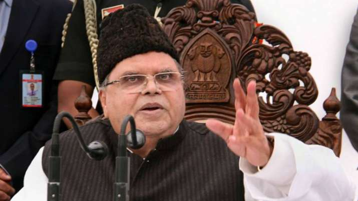 Lok Sabha gives nod for extension of President's Rule in J&K
