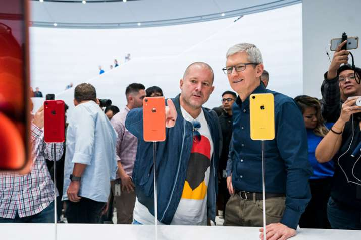 Jony Ive, the Chief Design officer of Apple departs from the company