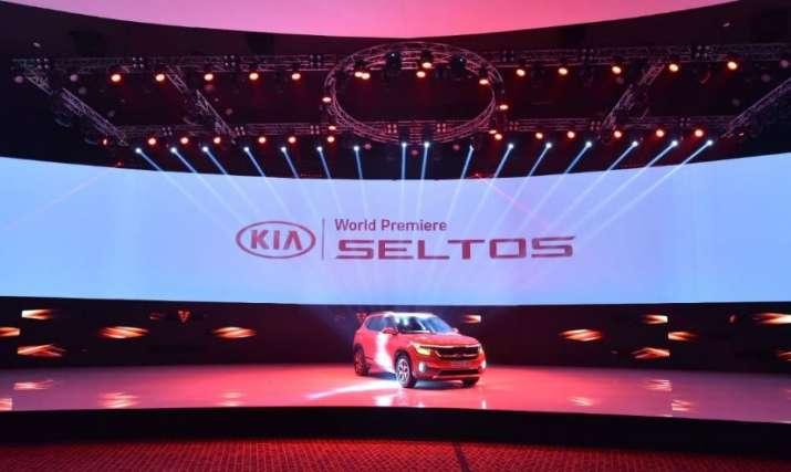 Kia Seltos launched worldwide