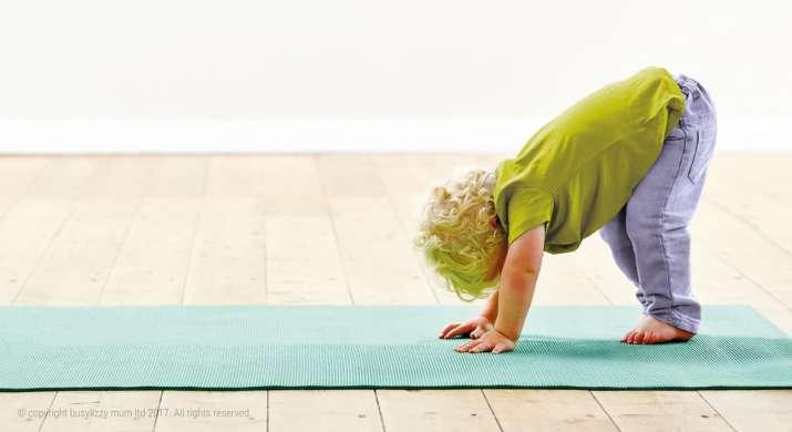 International Yoga Day 2019: 5 easy and fun toddler yoga