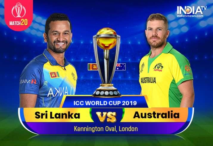 Sri Lanka vs Australia, 2019 World Cup: SL vs AUS Online on Hotstar Cricket, Star Sports 1, 2