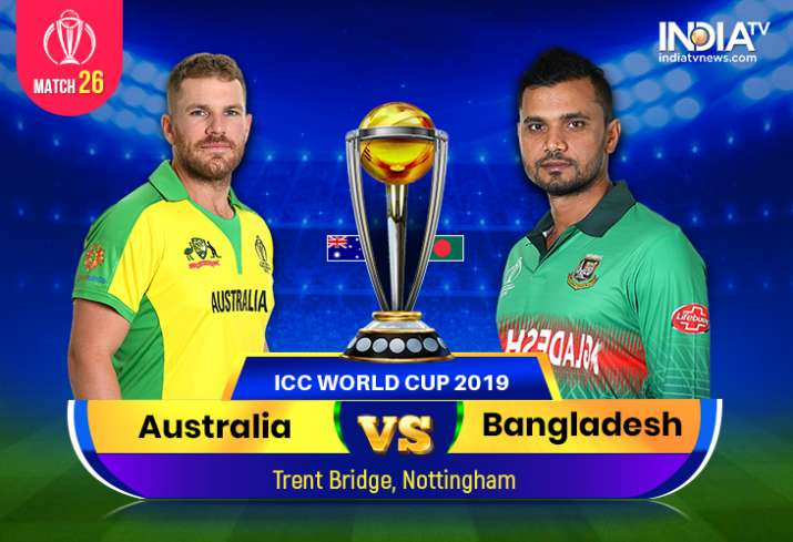 GTV live cricket streaming Bangladesh vs Australia ICC WC 2019, Hotstar Cricket, Star Sports 1, 2, G