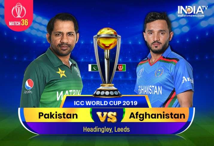 Pakistan vs Afghanistan, 2019 World Cup: Watch PAK vs AFG on Hotstar, Star Sports