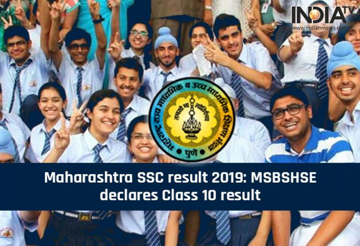 Maharashtra SSC 2019 Result Date