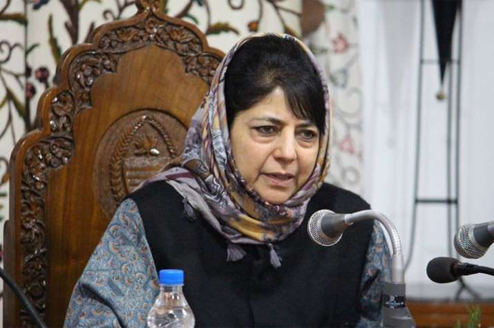 Peoples Democratic Party (PDP) leader and former Jammu and