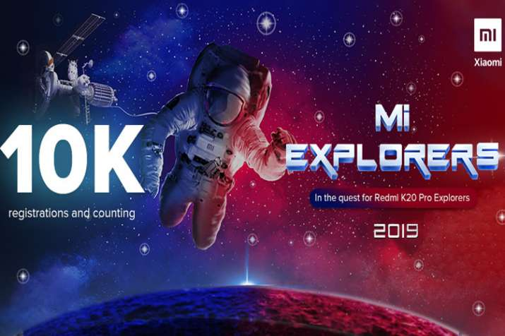 Redmi K20 Pro explorer programme kicks off in India for early access to upcoming Redmi K20 Pro