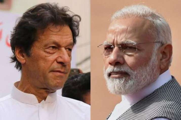 Imran Khan and PM Narendra Modi