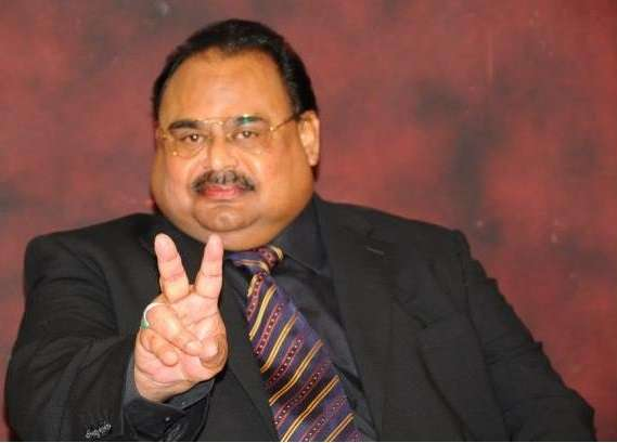 Altaf Hussain has committed several offences but the