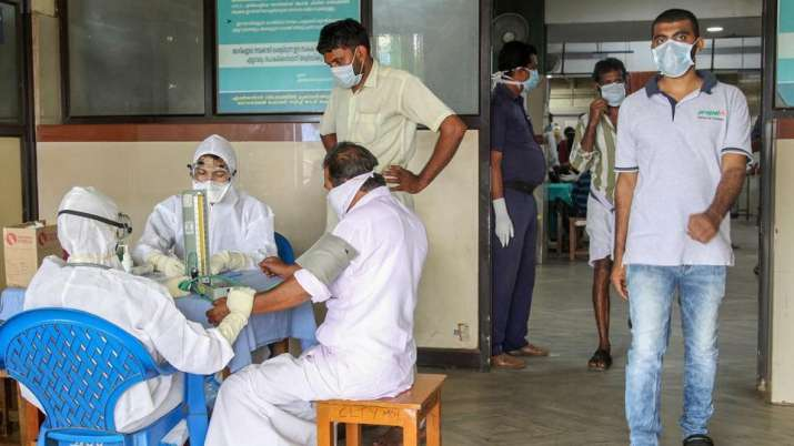 One expert each from the microbiology, infectious disease