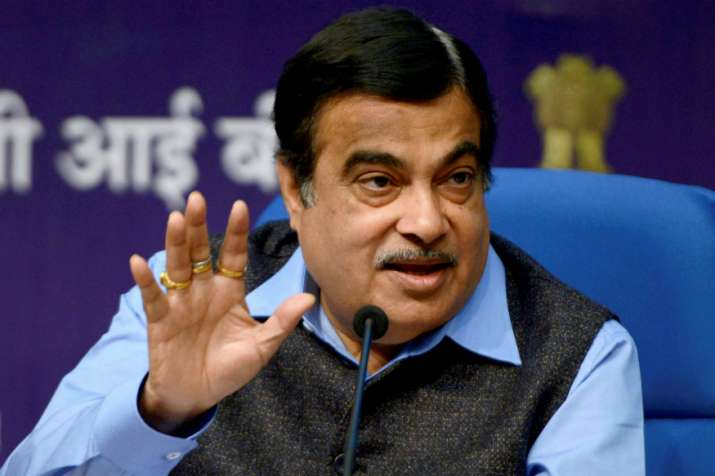 India Tv - Union Minister Nitin Jairam Gadkari in his second innings has lined up big plans