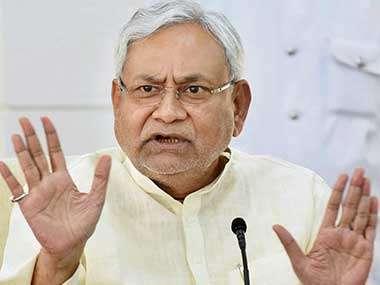 Bihar Chief Minister Nitish Kumar to join Grand Alliance