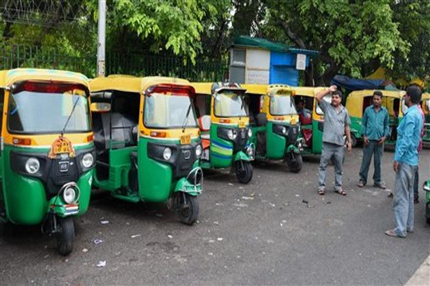 Auto fares in Delhi hiked by 18%