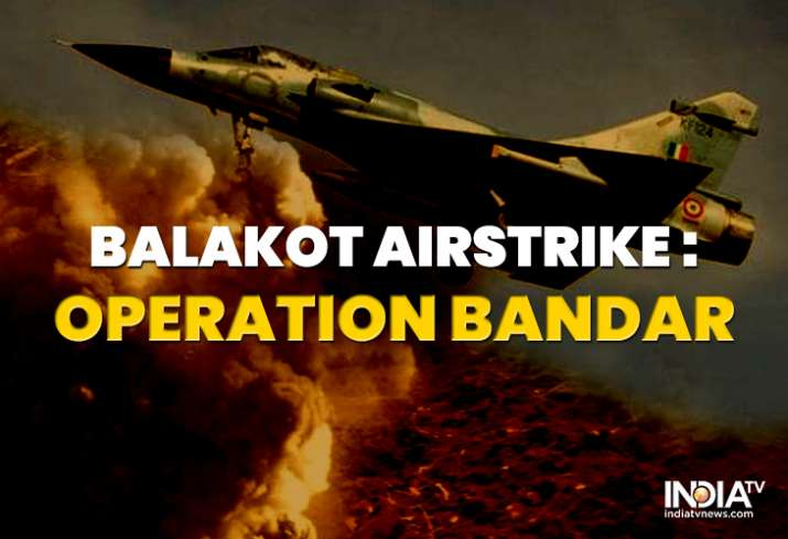 'Operation Bandar': Balakot airstrike's code name with a