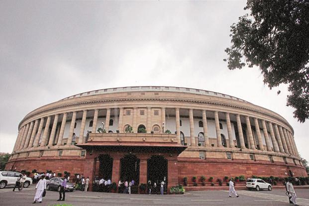 In the first session of the 17th Lok Sabha, the new