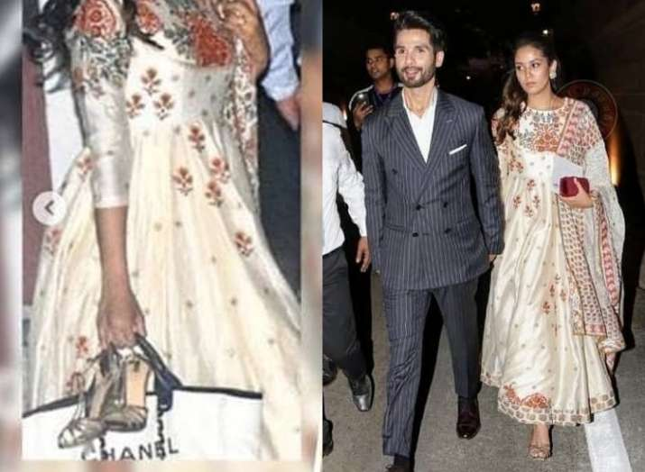 Mira Kapoor gets trolled for carrying her heels in hand