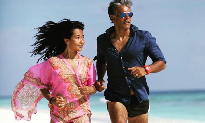 Despite having 26 years of age gap, Ankita Konwar and Milind Soman found THIS one reason to MARRY