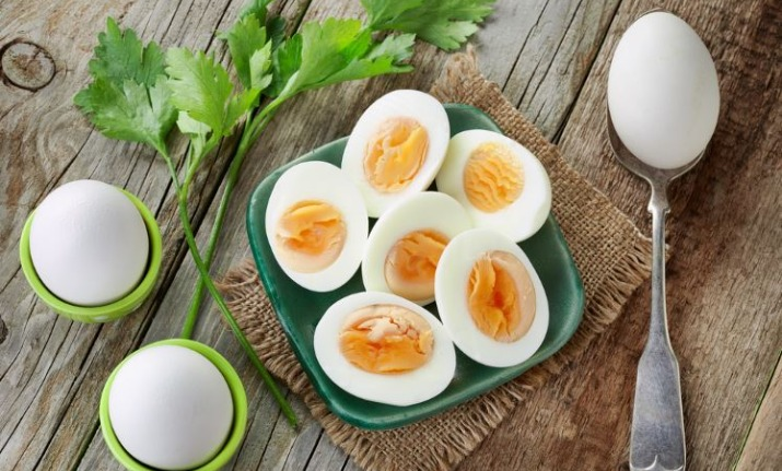 Eggs help to lose weight faster and in a healthier manner- here's how
