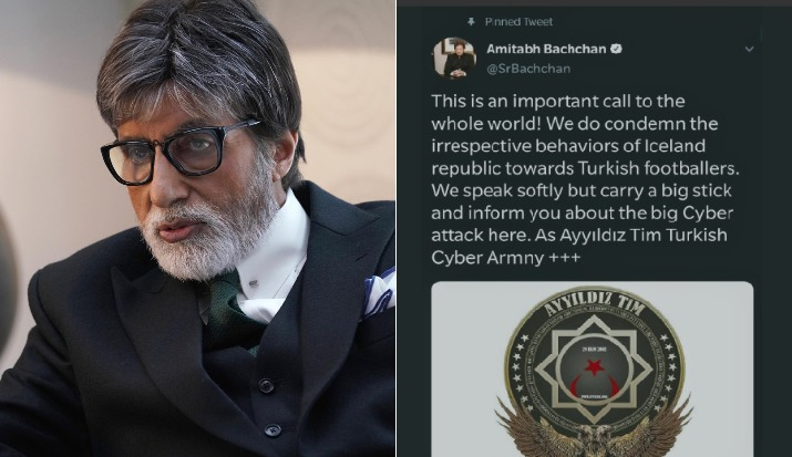 Amitabh Bachchan's Twitter account hacked: Here's how netizens are reacting to it