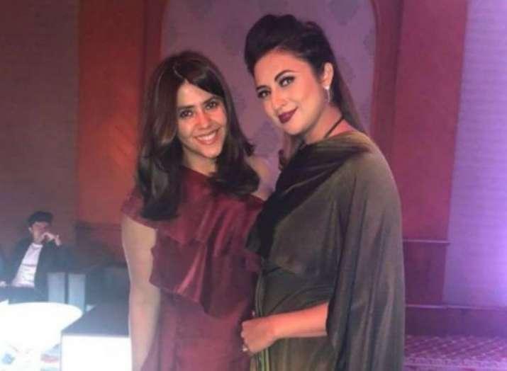 India Tv - Divyanka Tripathi-Ekta Kapoor Fall Out: Actress rubbishes rumours