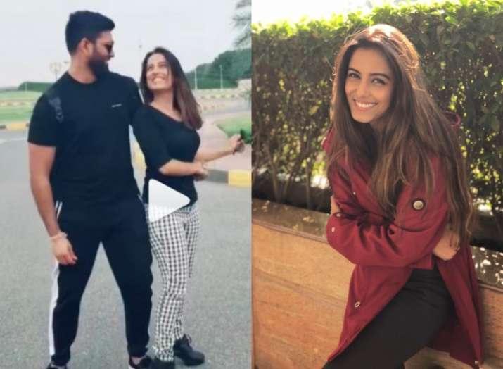Post break up with Rohit Suchanti, Bigg Boss fame Srishty Rode spotted enjoying with mystery man