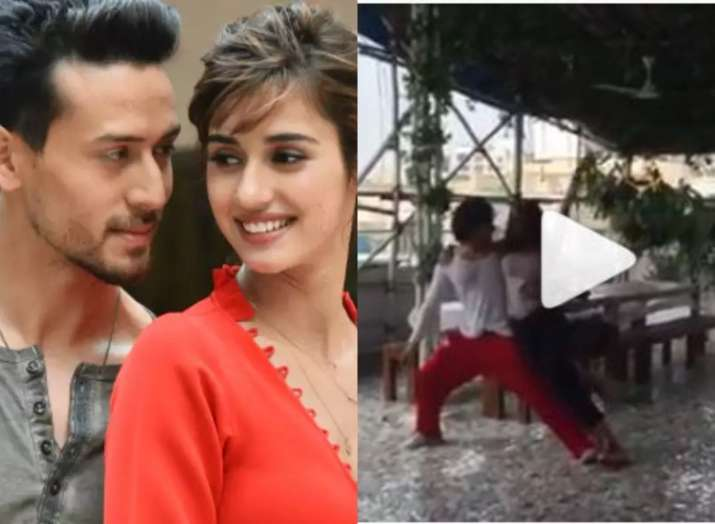 Tiger Shroff wishes birthday girl Disha Patani with throwback video