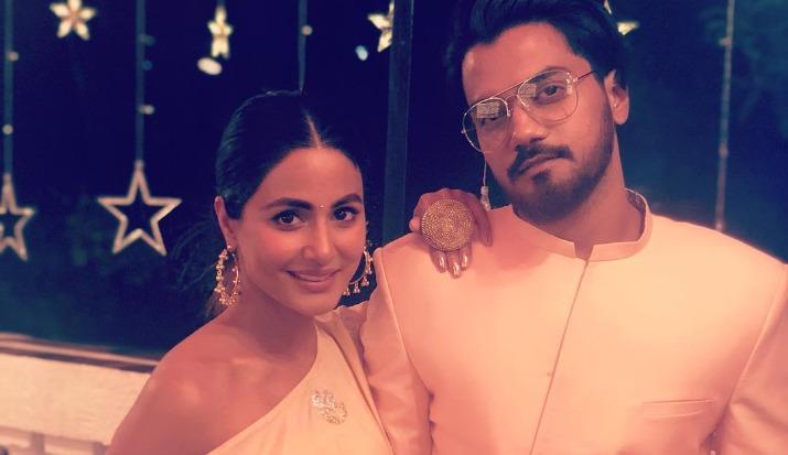 Hina Khan and Rocky Jaiswal to participate in Nach Baliye season 9?