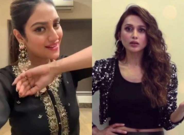 TMC MPs Nusrat Jahan and Mimi Chakraborty's viral Tik Tok videos will leave you amused