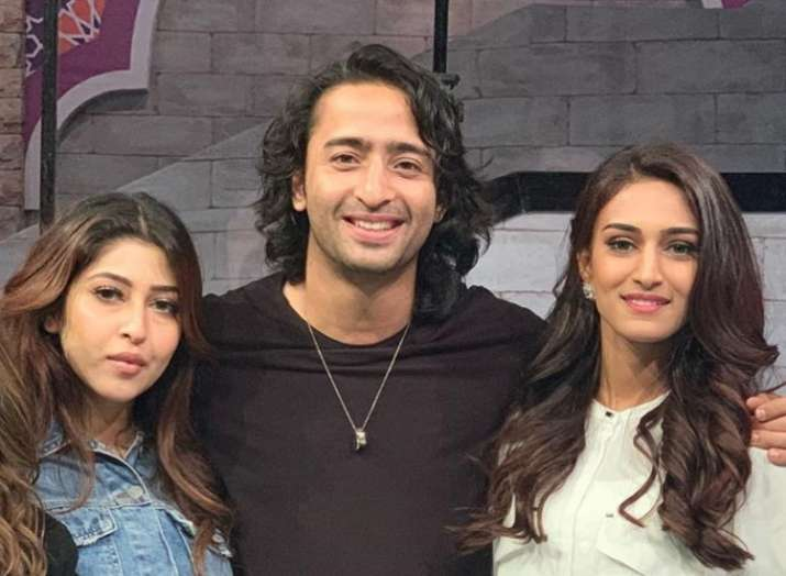 Shaheer Sheikh is all smiles as he reunites with rumoured