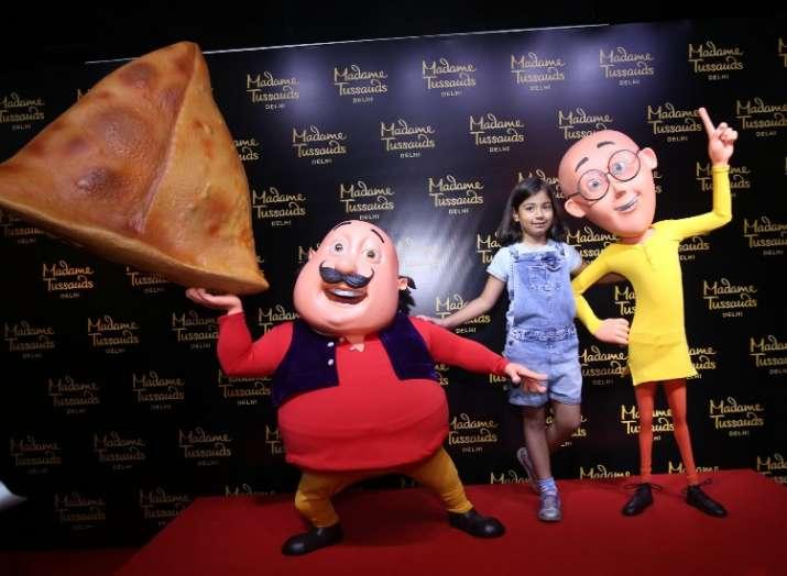 India's favourite cartoon characters Motu Patlu make it to